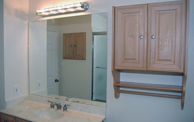 The bathroom was remodeled at a cost of $18,000.