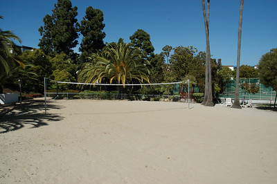 You are kidding...right? Beach volleyball...