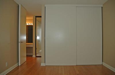 Bedroom #1...bamboo floors...