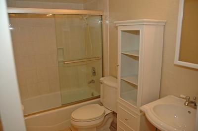 Updated bathroom...newer fixtures,,,