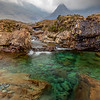 Fairy Pools Emerald Water