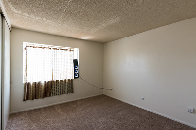 Second bedroom...good size.