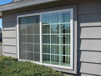 Quality CertainTeed dual pane vinyl windows...