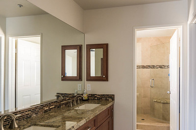 Master Bathroom Features Dual Vanity...Remodeled