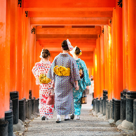 Geishas in Kyoto | Japan | Asia