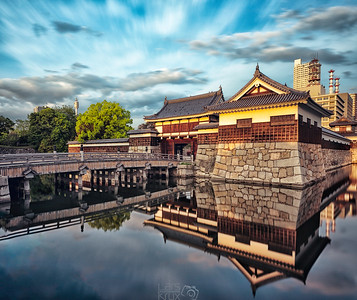 Long Exposure Reflection | Hiroshima | Japan | Asia