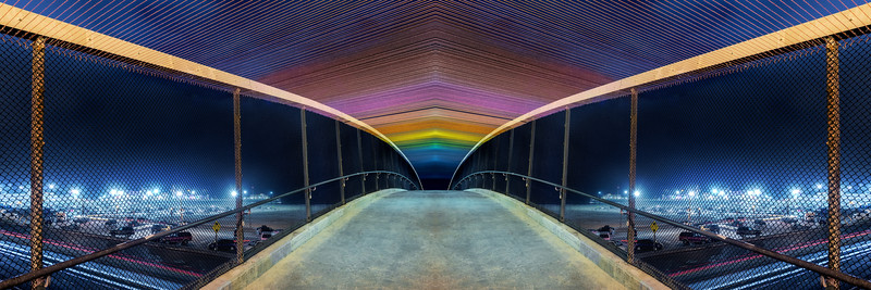 Rainbow Spectrum Bridge