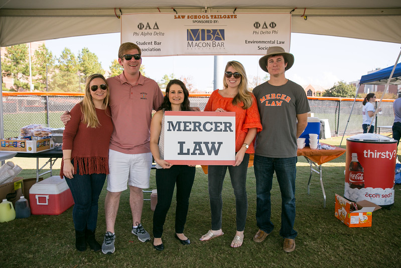 Mercer Law tailgate