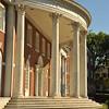Law Building porch