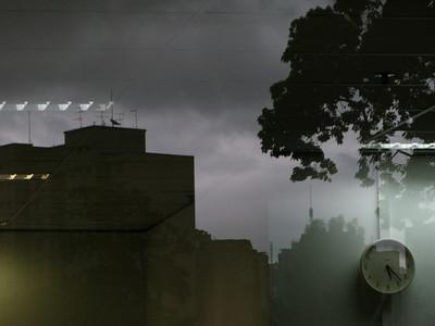 """Acasos"", paisagem urbana, São Paulo, 2012, Brasil."