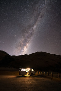 Cooking Under the Stars