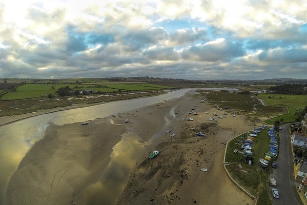 Alnmouth, Northumberland.
