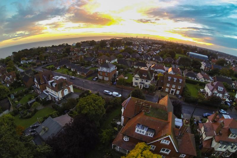 Felixstowe, Suffolk.