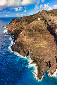 The Coast of Makapuu
