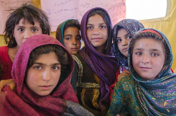 Miradas, Kabul informal settlements