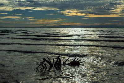 Lake Malawi Chitimba Beach on the northern shore of Lake Malawi.