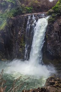 Victoria Falls, Zimbabwe Victoria Falls from the Zimbabwe  side.