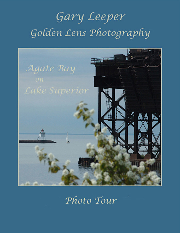 001 Book Cover for Agate Bay on Lake Superior book