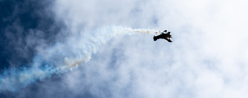 Pitts Special Spiral Loop RAF Cosford 2019