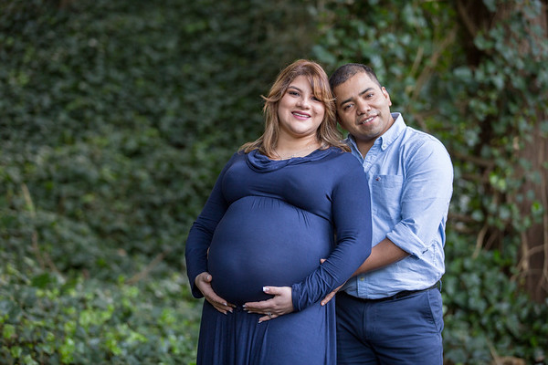 Alejandra & Adimante Maternity Shoot