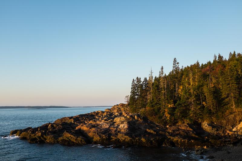 Maine's Coast