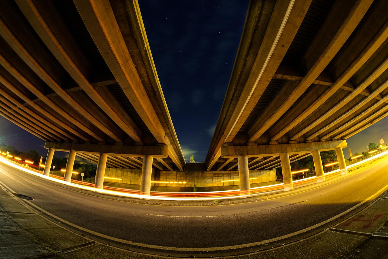 Underneath the Bridge
