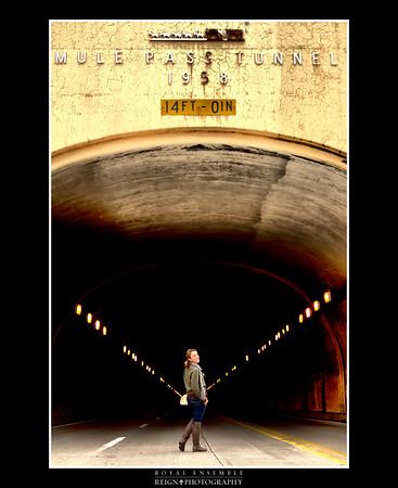 Mule Pass Tunnel