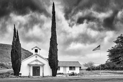 This Old Church, Yarnell, AZ.,