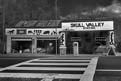 Skull Valley Station - Skull Valley, AZ.