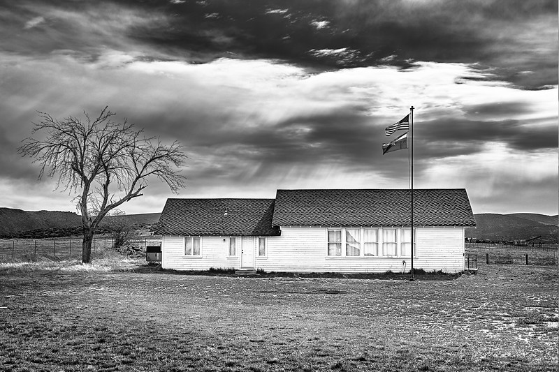 Peeples Valley School - Peeples Valley, AZ.