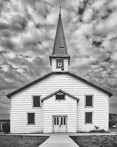 Hilltop Commuity Church  - Bagdad, AZ.