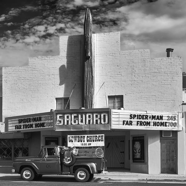 Cowboy Church - Wickenburg, AZ.