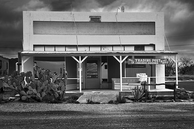 Ye Ol' Trading Post - Congress, AZ.