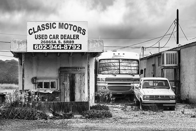 Classic Motors - Congress, AZ.