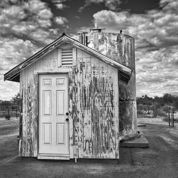Rural Geometry - Forepaugh  AZ.