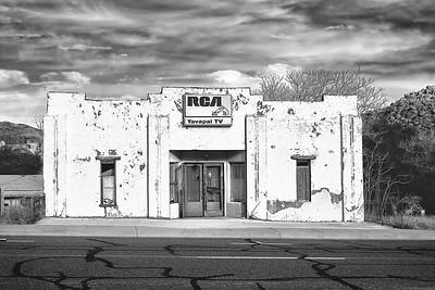 Yavapai TV - Yarnell, AZ.