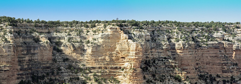 This is the South Rim of The Grand Canyon