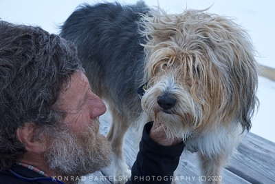 The Mountain Dog and the Mountain Man