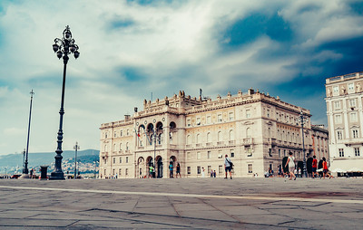 Triest, Italy