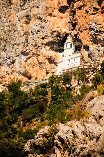 Ostrog Monastery, Mongenegro