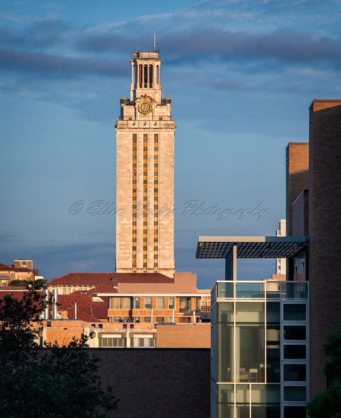 Good morning ~ University of Texas Tower