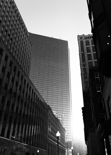 Boston Architecture  by winter - MA 2014
