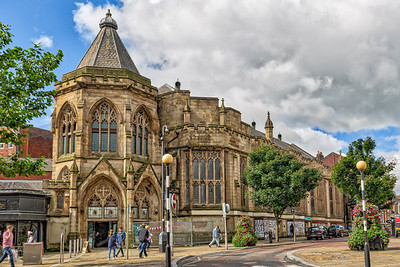 The Exchange, Blackburn