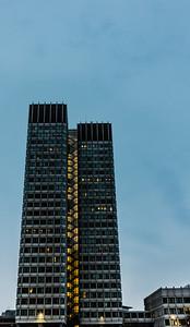 JFK building in Boston, MA