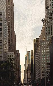 New York, 43th av.