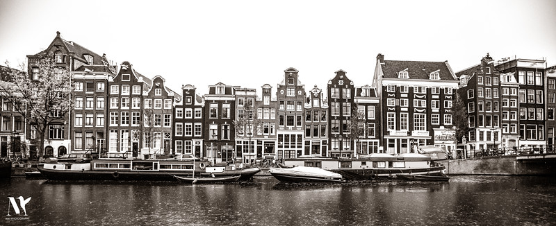 Amsterdam Riverwalk