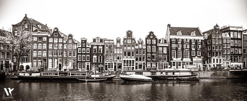 AMSTERDAM RIVERWALK