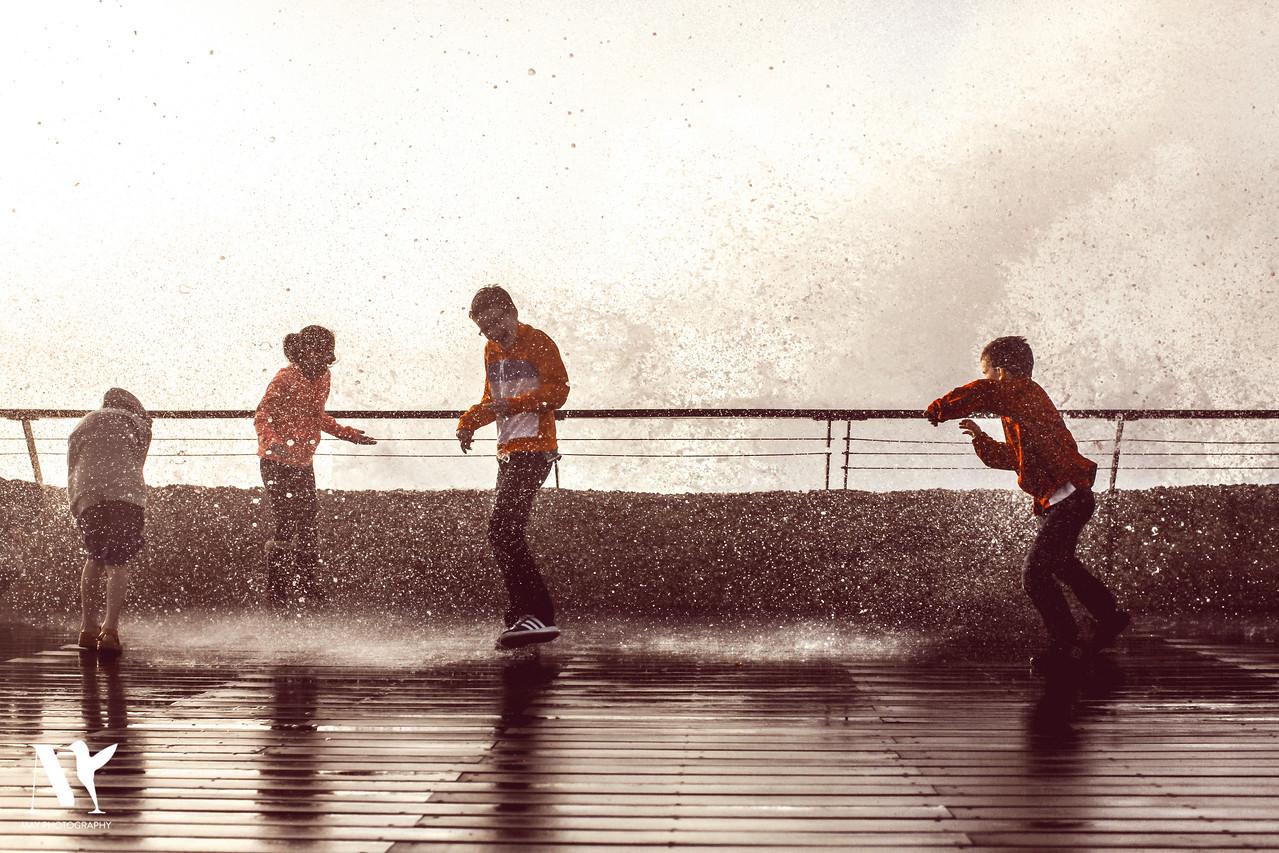 Cheeky Splashes