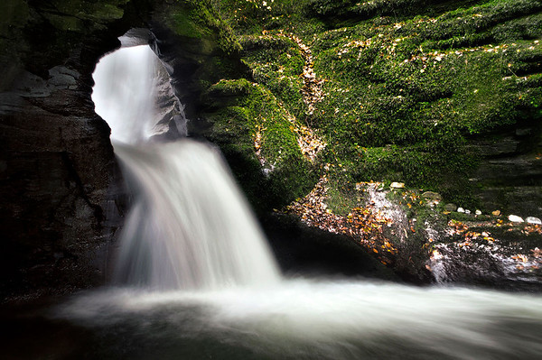The Falls at St. Nectar's Glen