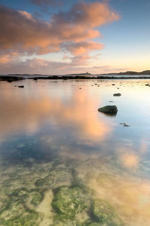 Dunstanburgh Castle Reflections